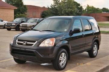 Junk Honda CR-V 2004 Image