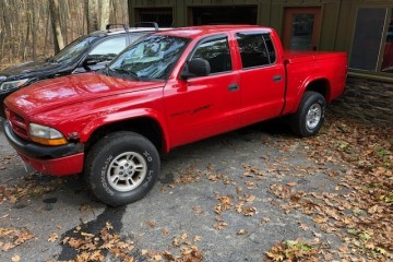 Junk Dodge Dakota 2000 Image