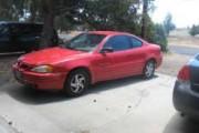 Pontiac Grand Am 2000
