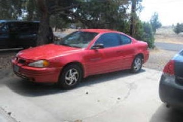 Junk Pontiac Grand Am 2000 Image