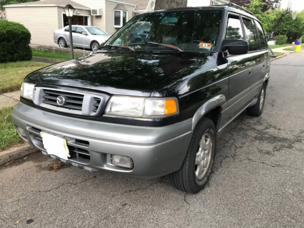 1998 mazda mpv for sale in new milford nj salvage cars. Black Bedroom Furniture Sets. Home Design Ideas