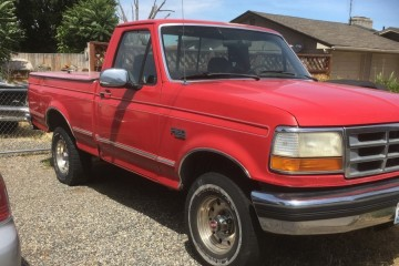 Ford F-150 1992