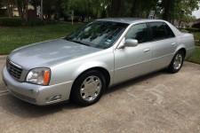 Cadillac DeVille 2000