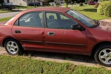 Mazda Protege 1998