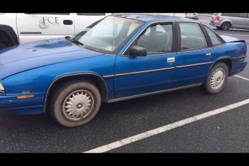 Junk Buick Regal 1991 Photo