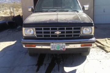 Chevrolet S-10 1990