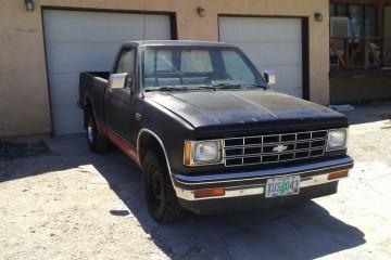 Chevrolet S-10 1990 - Photo 5 of 6