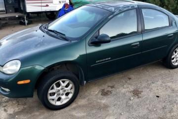 Junk Dodge Neon 2000 Photo