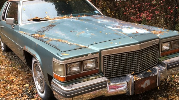 1990 Cadillac DeVille For Sale in Norwood, NJ - Salvage Cars