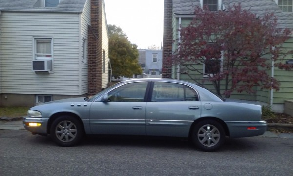 2005 buick park avenue for sale in cliffside park nj salvage cars. Black Bedroom Furniture Sets. Home Design Ideas