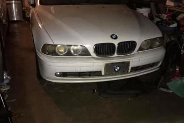 Junk BMW 5 Series 2003 Image