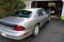 Chevrolet Monte Carlo 1998