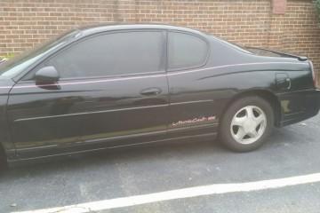 Chevrolet Monte Carlo 2001 - Photo 3 of 4