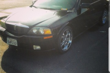 Lincoln LS 2002