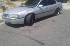 Chevrolet Impala 2001