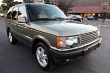Land Rover Range Rover 2001
