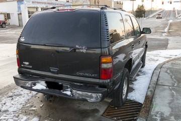 Chevrolet Tahoe 2002 - Photo 4 of 4