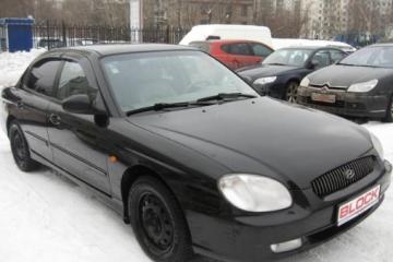 Hyundai Sonata 2001