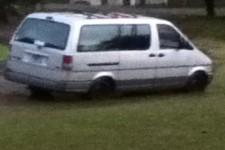 Ford Aerostar 1994