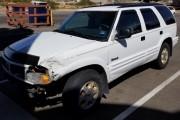 Oldsmobile Bravada 1997