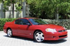 Chevrolet Monte Carlo 2007