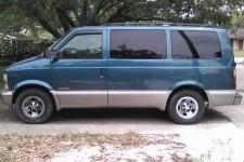 Chevrolet Astro 2001