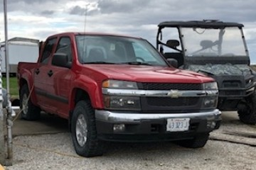 Chevrolet Colorado 2004