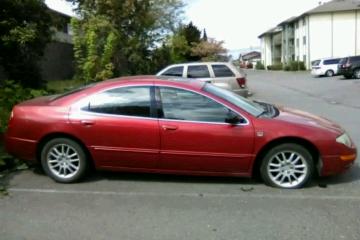 Chrysler 300M 2002 - Photo 8 of 9