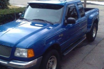 Junk Ford Ranger 2001 Photo