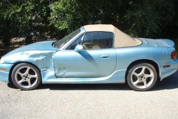 Mazda MX-5 Miata 2001