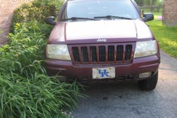 Jeep Grand Cherokee 1999 - Photo 3 of 3