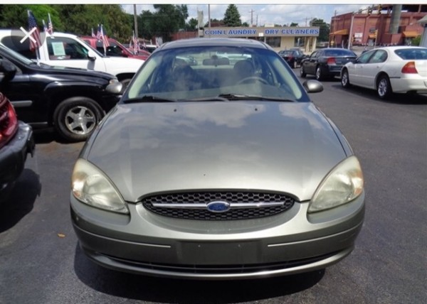 500 Cash For Junk Cars >> 2002 Ford Taurus For Sale in Edwards, CO - Salvage Cars