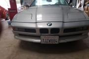 BMW 8 Series 1992