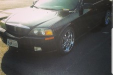Lincoln LS 2002