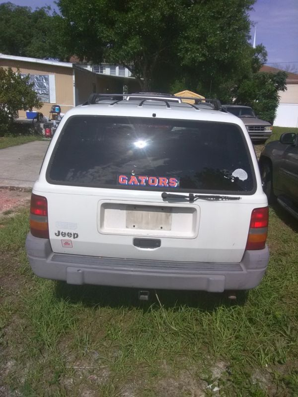 1996 Jeep Grand Cherokee For Sale in Lake Wales, FL ...