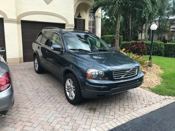 Volvo Xc90 2007 For Sale In Miami Fl Salvage Cars