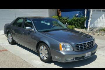 Cadillac DeVille 2004