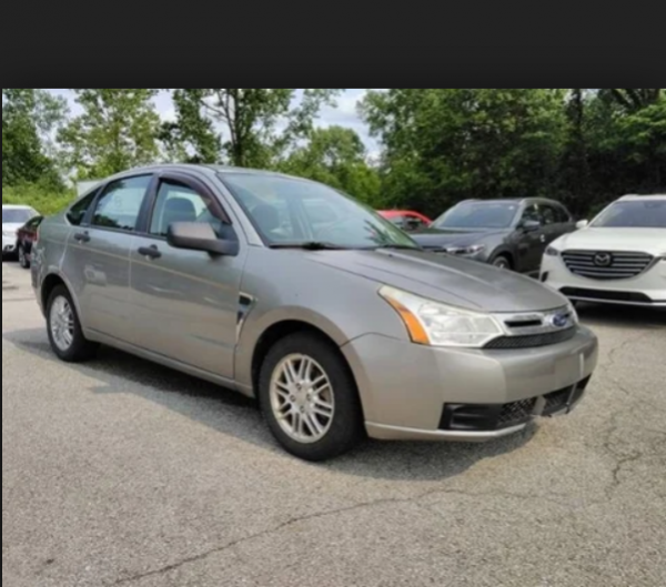 Ford Focus 2008 For Sale In Dover, DE