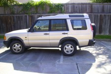 Land Rover Discovery Series II 2001