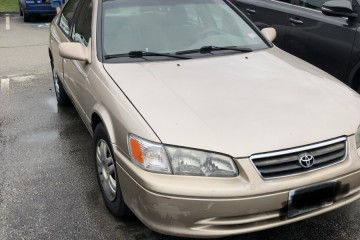 Junk Toyota Camry 2001 Photo