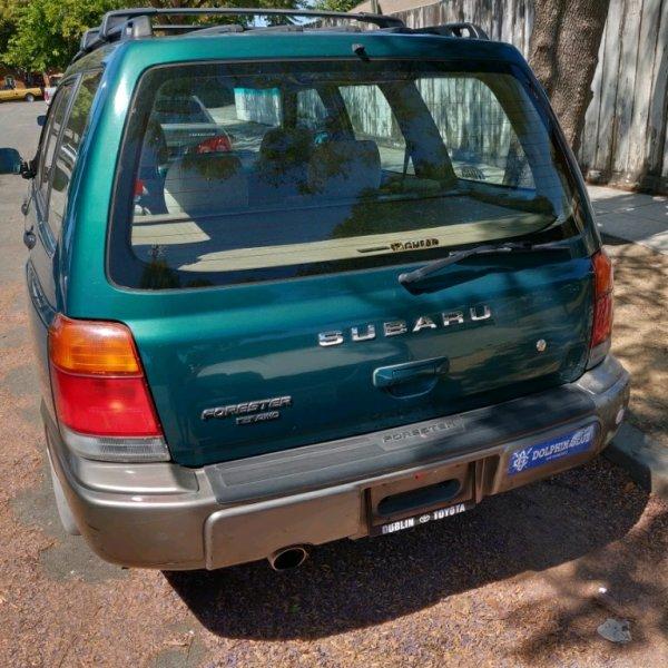 Subaru Forester 2000 For Sale In Santa Clara, CA