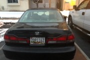 Honda Accord 2002