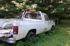 Dodge RAM 150 1991