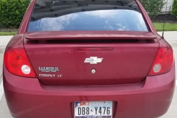 Chevrolet Cobalt 2008 - Photo 3 of 10