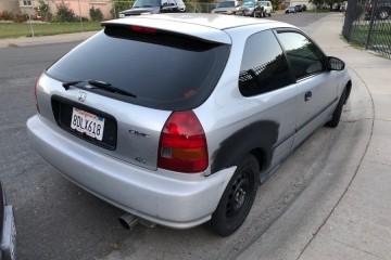 Honda Civic 1998 - Photo 3 of 16