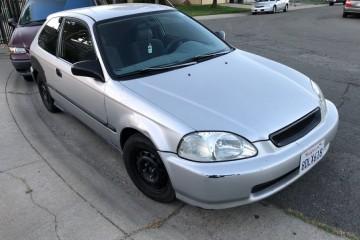 Honda Civic 1998 - Photo 2 of 16