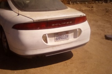 Mitsubishi Eclipse 1995