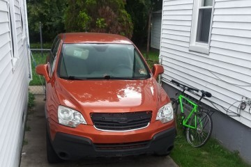 Junk Saturn VUE 2008 Photo