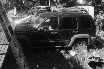 Junk Jeep Liberty 2005 Image