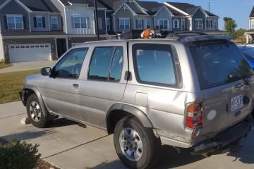 Nissan Pathfinder 1998